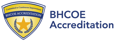 Behavioral Health Center of Excellence Accreditation