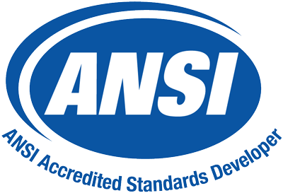 ANSI Accredited Standards Developer